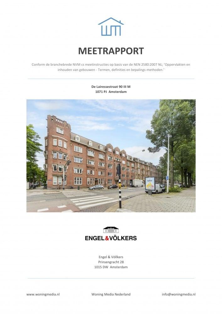 De Lairessestraat 90 III M - Amsterdam