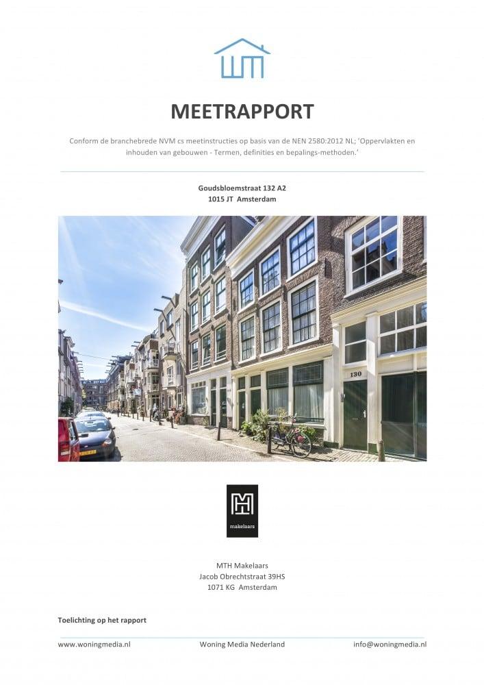 Goudsbloemstraat 132 A2 - Amsterdam