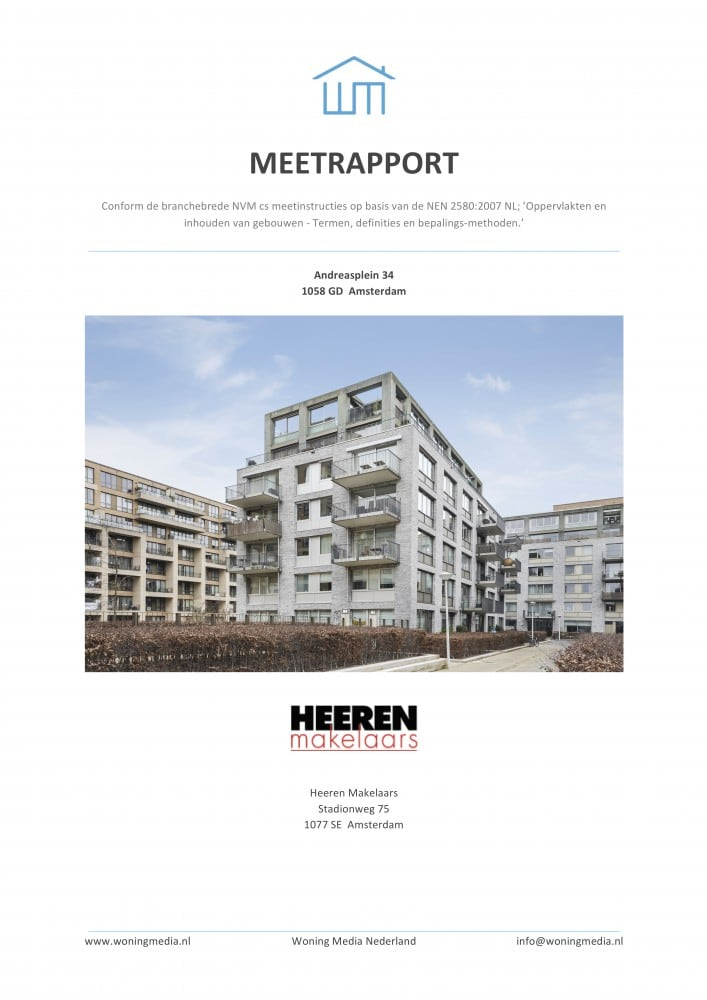 Andreasplein 34 - Amsterdam